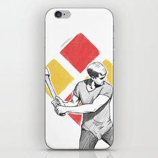 Resistance iPhone & iPod Skin