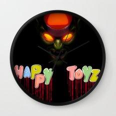 Happy Toyz Wall Clock
