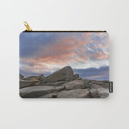 Granite Sunset Carry-All Pouch