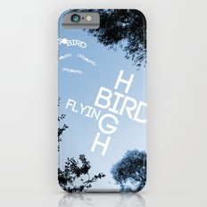 Birds Flying High iPhone 6s Slim Case