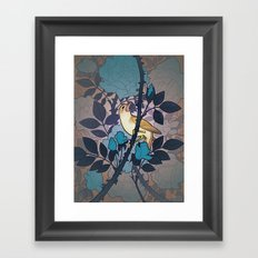 Ishq Framed Art Print