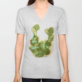 Cactus II Unisex V-Neck