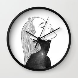 True tears. Wall Clock