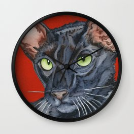 Morticia Wall Clock