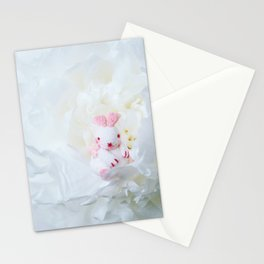 The Journeying Rabbit IV Stationery Cards