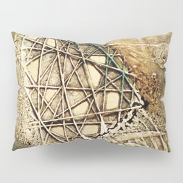Ancient Past Connection Pillow Sham