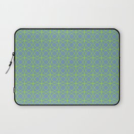 o x o - just circumferences - bg Laptop Sleeve