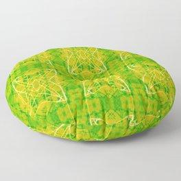Ripe & sunny Floor Pillow