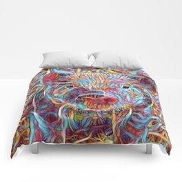 Funky little Piglet Comforters