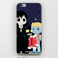 The nightmare before Sherlock iPhone & iPod Skin