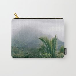 Hanalei Valley, Kauai Hawaii, Tropical Nature, Landscape Photography Carry-All Pouch