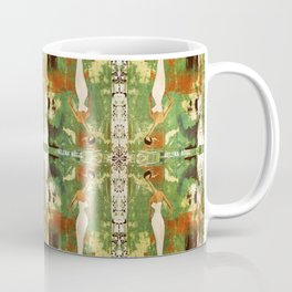 Out there in the woods, I feel peace........ Coffee Mug