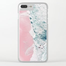sea of love II Clear iPhone Case