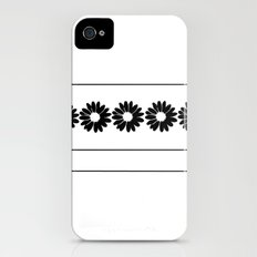 Daisy chain iphone case 2 iPhone (4, 4s) Slim Case