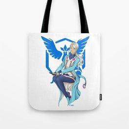 Team Mystic Tote Bag