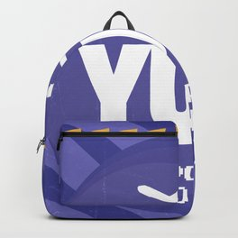 YUL Aeroports de Montreal Backpack