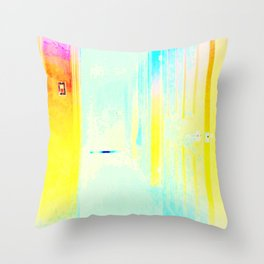 Opening Realm Throw Pillow