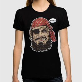 Yarg Pirate! T-shirt