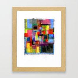 ooo Framed Art Print