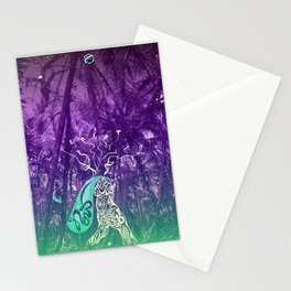 Yes, you can go wild now Stationery Cards
