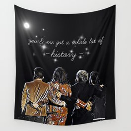 One Direction - History Wall Tapestry