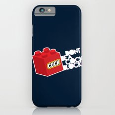 The Dreaded Cock Block iPhone 6s Slim Case