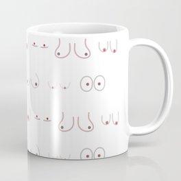 Yup, they are boobs. Coffee Mug