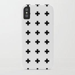 Graphic_Cross iPhone Case