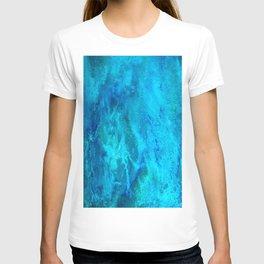 Ocean Abstract T-shirt