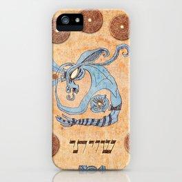 Mystical Shield iPhone Case