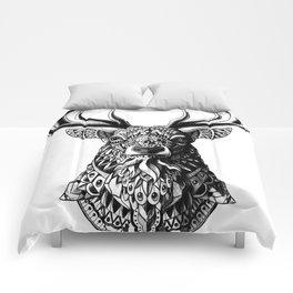Ornate Buck Comforters
