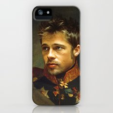 Brad Pitt - replaceface iPhone (5, 5s) Slim Case