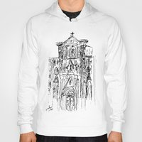 florence Hoodies featuring d'uomo florence by ledi