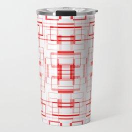HK tablecloth Travel Mug