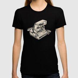 Polaroid Instant Camera T-shirt