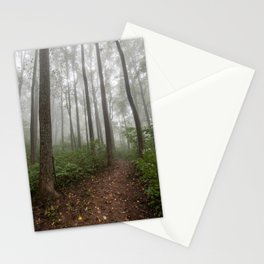 Smoky Mountain Summer Forest VIII - National Park Nature Photography Stationery Cards