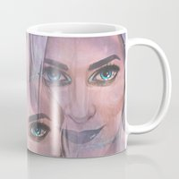 sister Mugs featuring SISTER by AnnArk