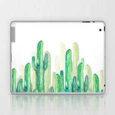 cactus vertical Laptop & iPad Skin