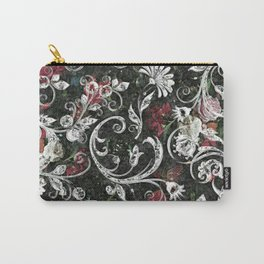 Baroque Bling Carry-All Pouch