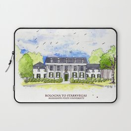 Mississippi State - Scenes Around Campus Laptop Sleeve