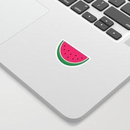 Juicy Watermelon Slices Sticker