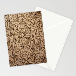 Lots-o-Leaves Stationery Cards