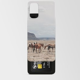 Wild Horses II Android Card Case