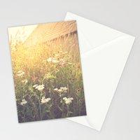 Boho Summer Sunshine Stationery Cards