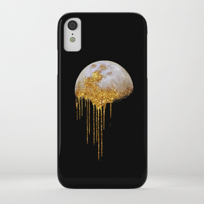 Goodbye moon iPhone Case