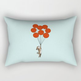 I Believe I Can Fly Chihuahua Rectangular Pillow