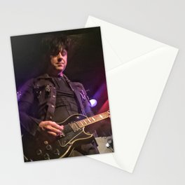 Ronny Moorings of Clan of Xymox Stationery Cards
