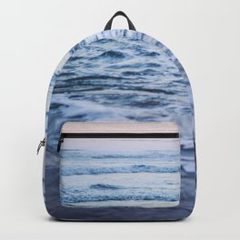 Pacific Ocean Waves Backpack