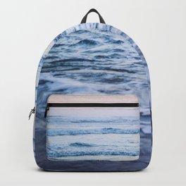 Pacific Ocean Waves Backpack