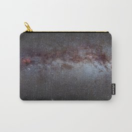 North America Nebula: the Milky way, from Cygnus to Perseus and Andromeda galaxy. Carry-All Pouch